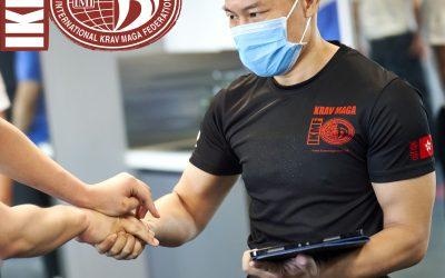 IKMF G3 Level 教練 Tom Cheung